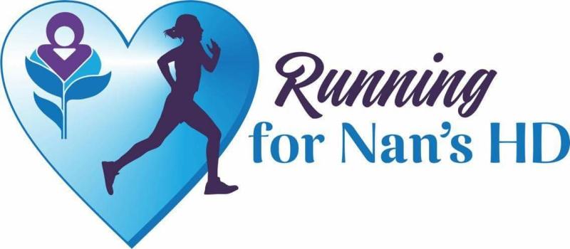 Running for Nan's HD